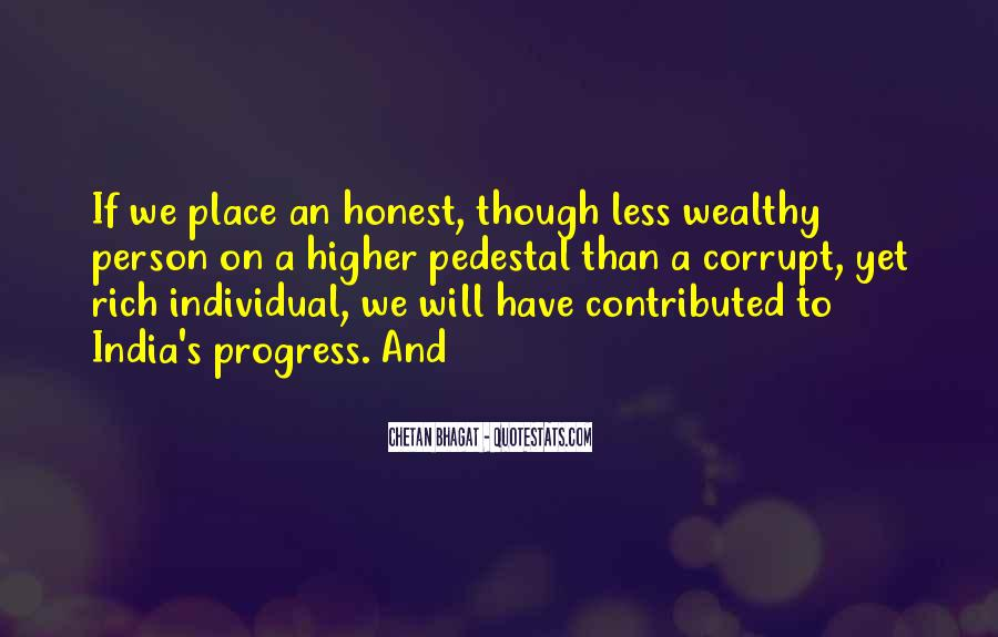 Corrupt India Quotes #1292166