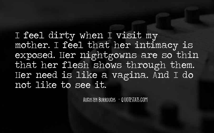 Quotes About Vagina #609450