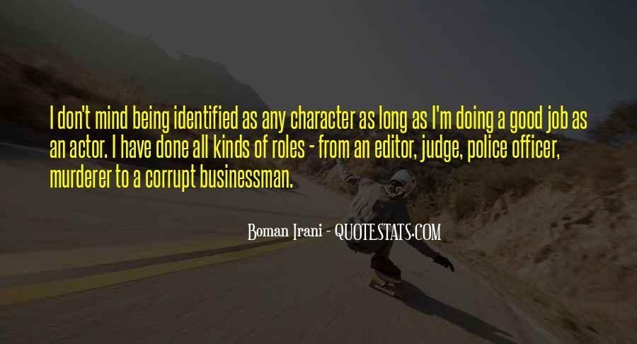 Corrupt Police Quotes #1019592