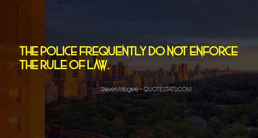 Corrupt Police Quotes #1123376