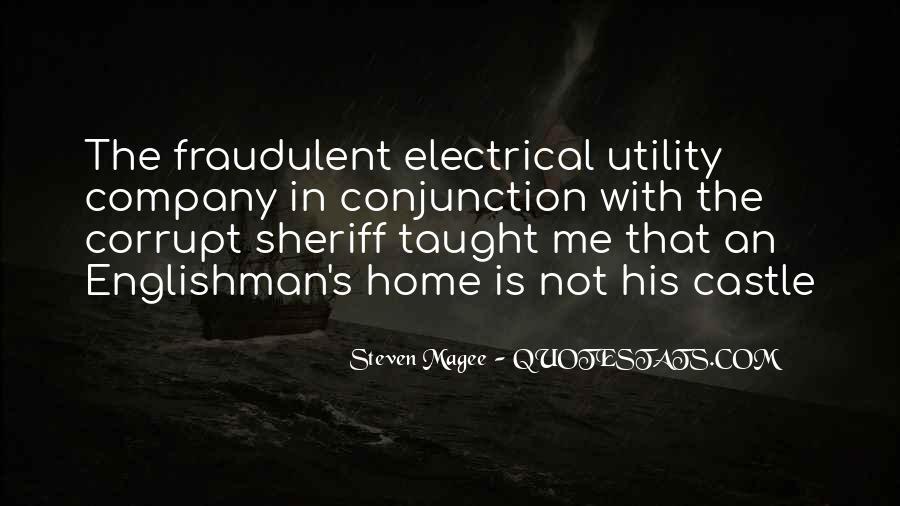 Corrupt Police Quotes #765793