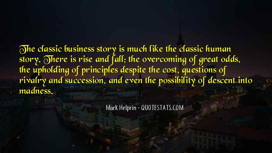 Cost Of Doing Business Quotes #20199