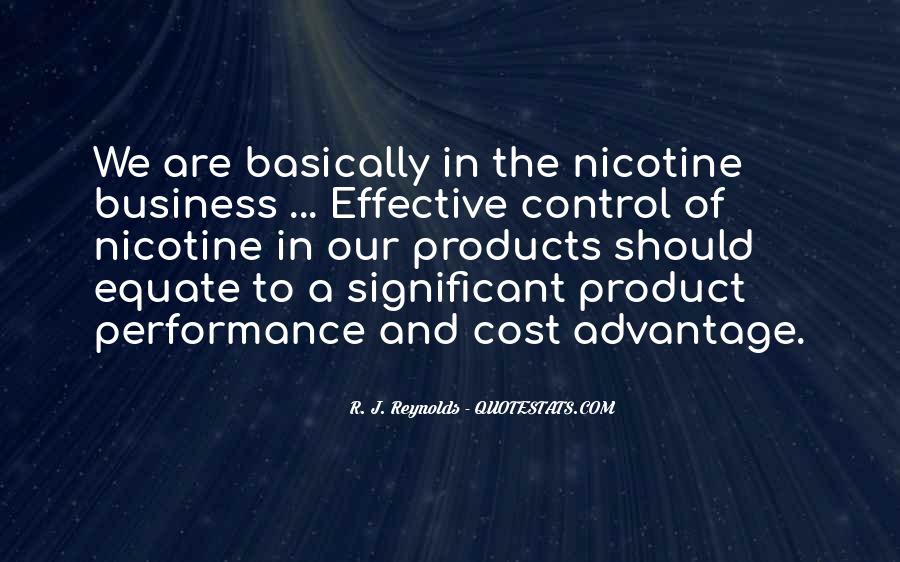 Cost Of Doing Business Quotes #474694