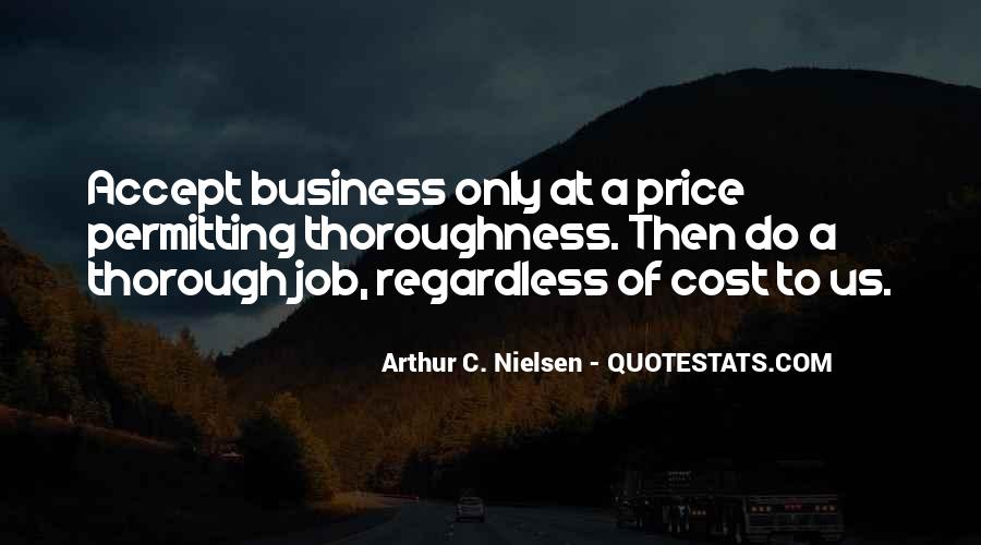 Cost Of Doing Business Quotes #564820