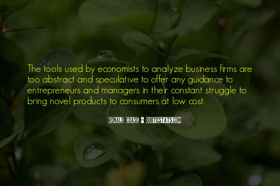 Cost Of Doing Business Quotes #596971