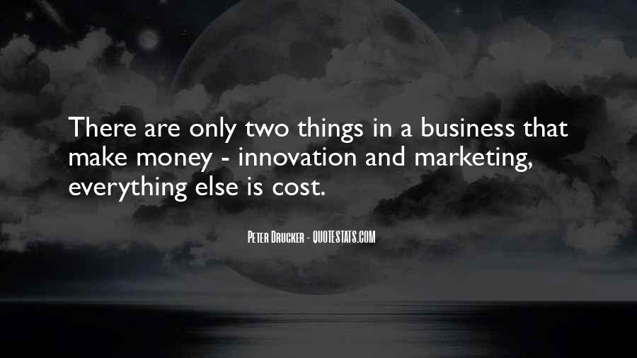 Cost Of Doing Business Quotes #605154