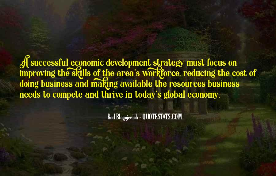 Cost Of Doing Business Quotes #772271