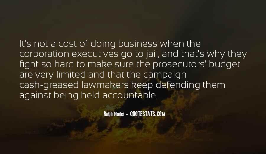 Cost Of Doing Business Quotes #820370