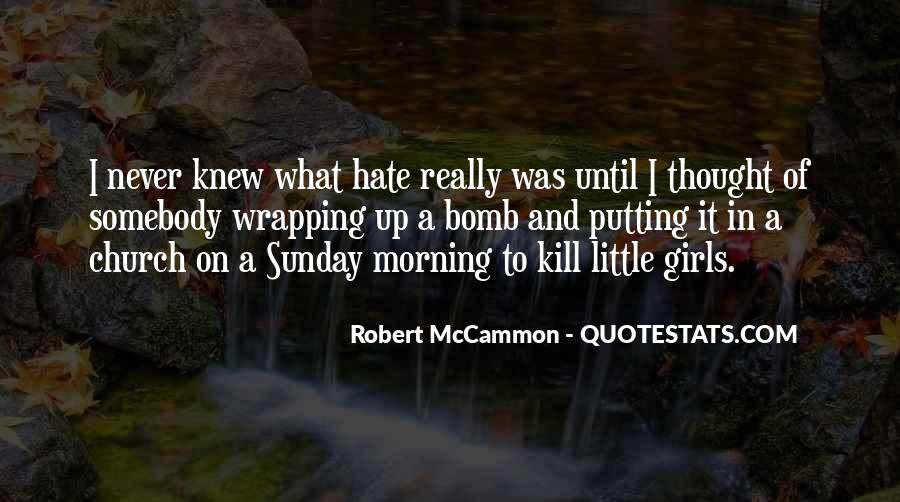 Could Never Hate You Quotes #51805