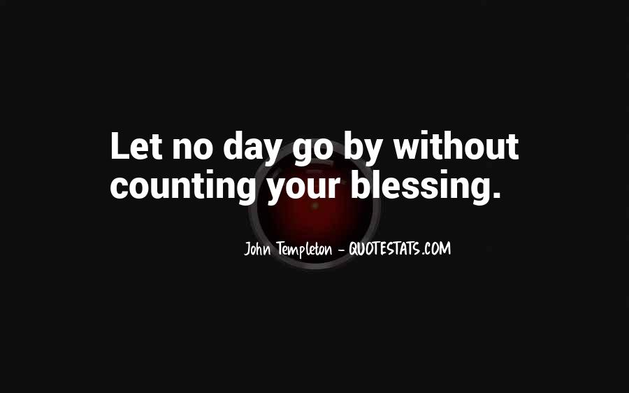 Top 36 Counting Blessings Quotes: Famous Quotes & Sayings ...