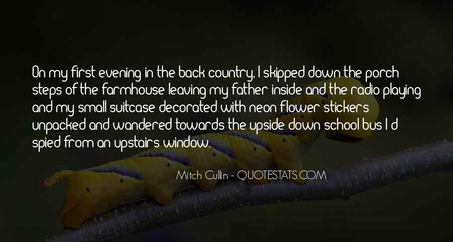 Country Porch Quotes #164627