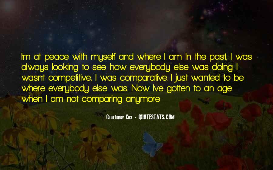 Courteney Cox Best Quotes #260605