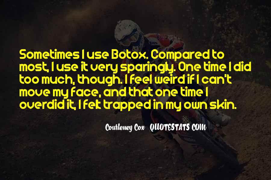 Courteney Cox Best Quotes #90721