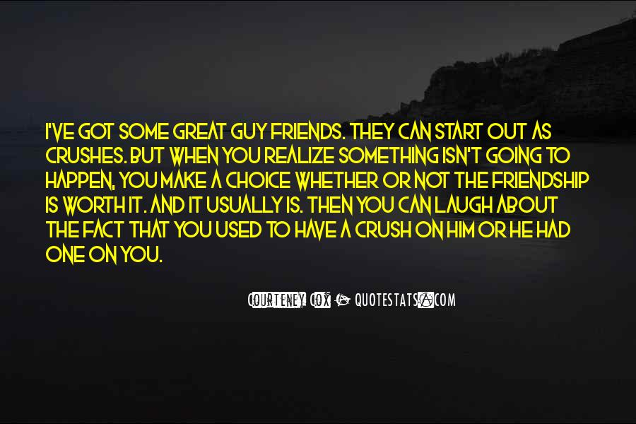 Courteney Cox Friends Quotes #1351144