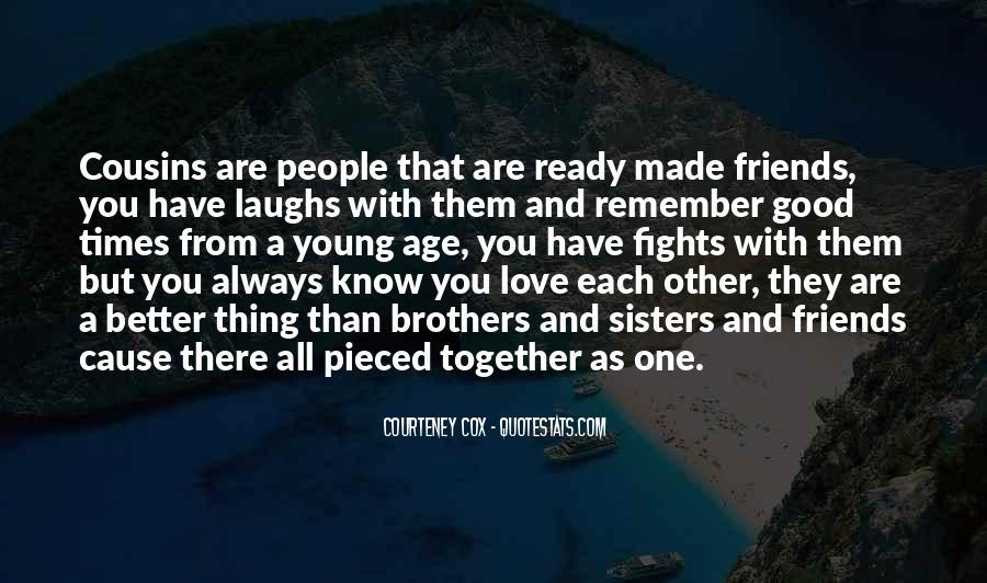 Courteney Cox Friends Quotes #215337