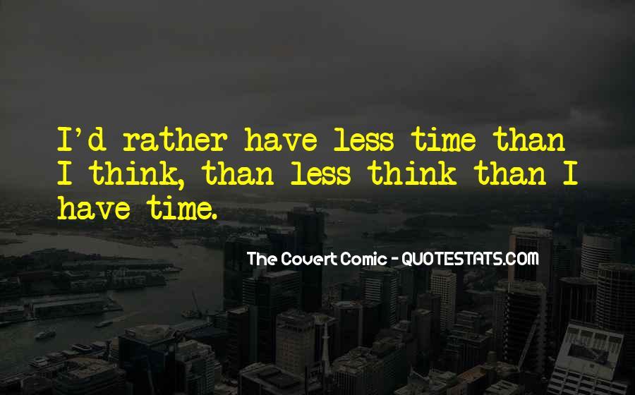Covert Comic Quotes #1009705
