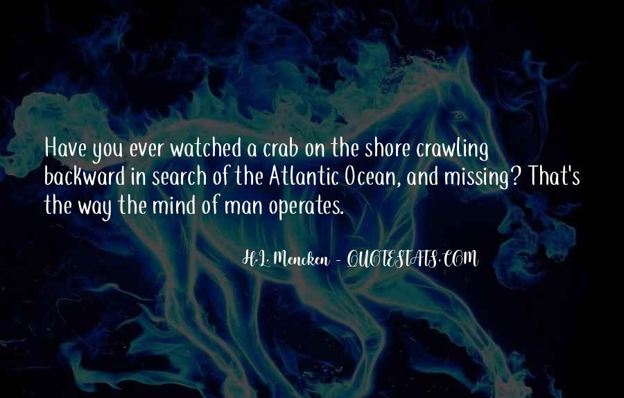 Crab Quotes #1170881