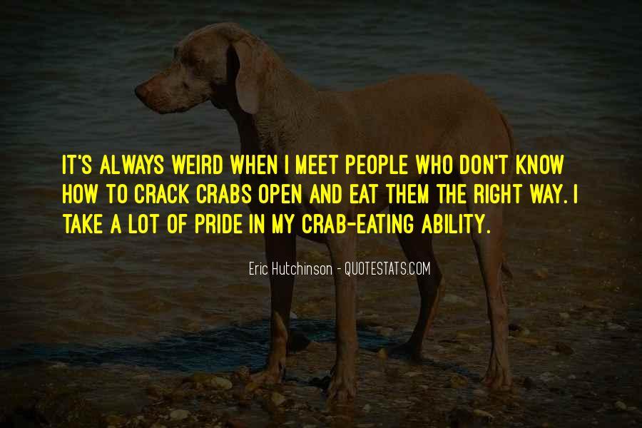 Crab Quotes #1178810