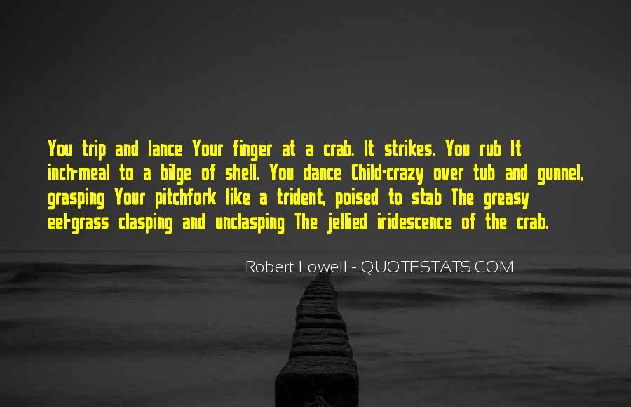 Crab Quotes #126096