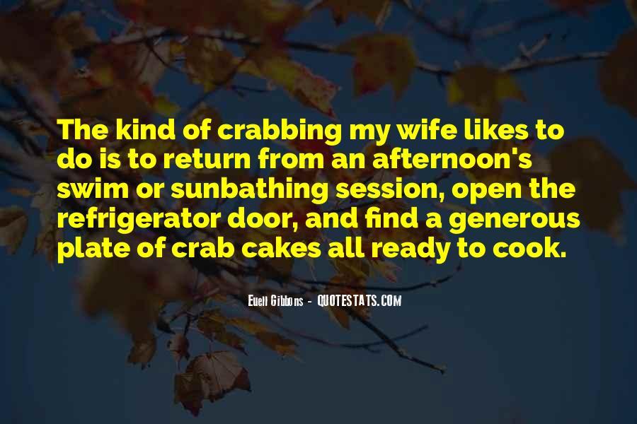 Crab Quotes #180470