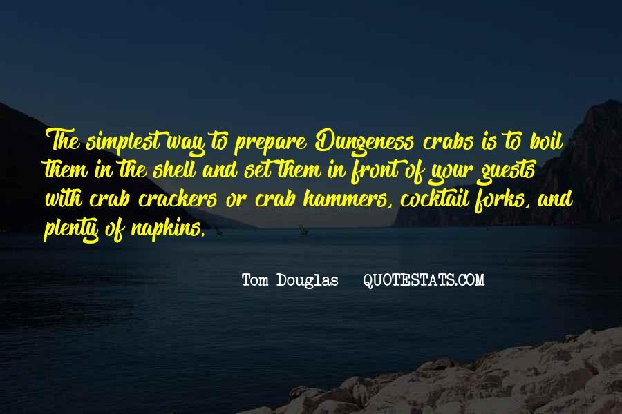 Crab Quotes #322068