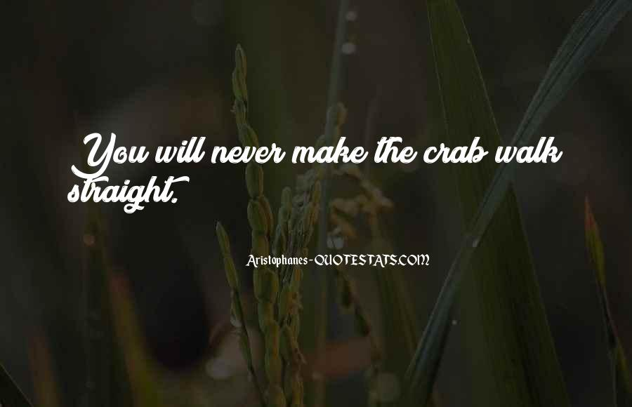 Crab Quotes #415105