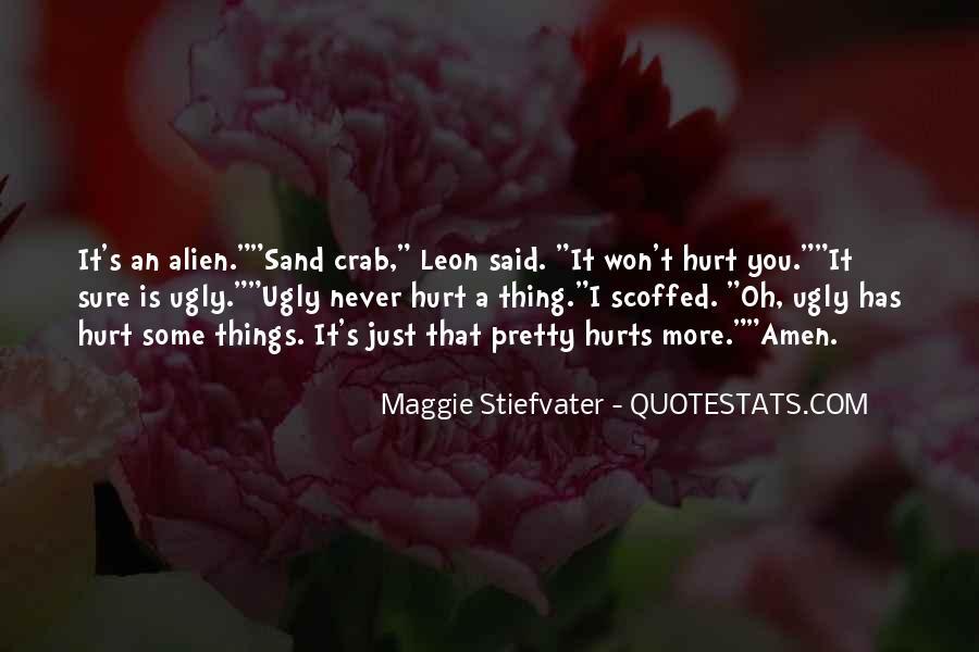 Crab Quotes #429617