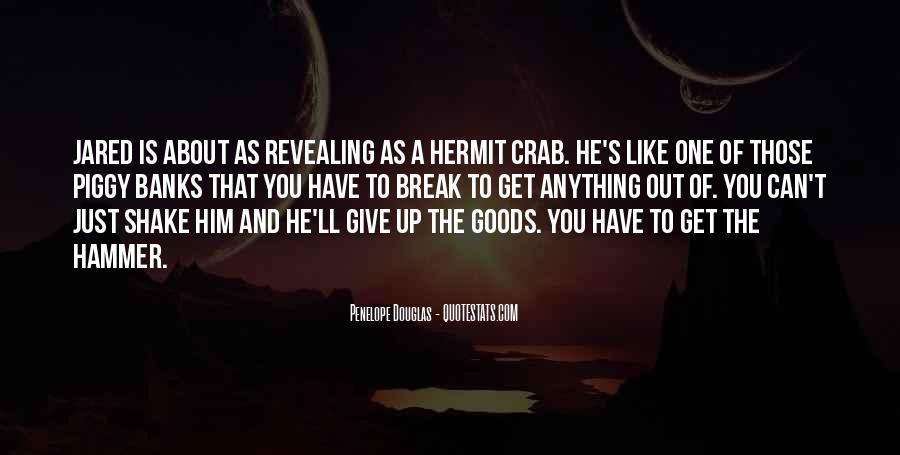 Crab Quotes #594479
