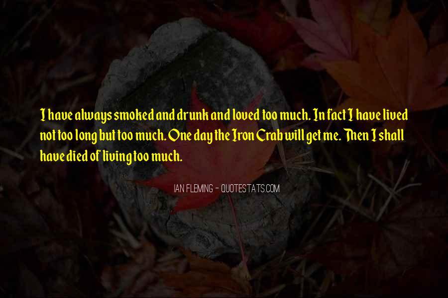 Crab Quotes #829018