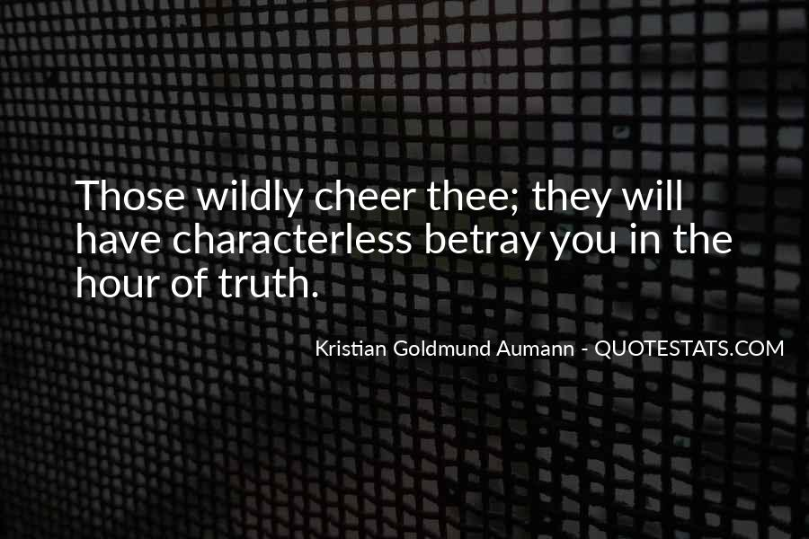 Quotes About Kristian #253354