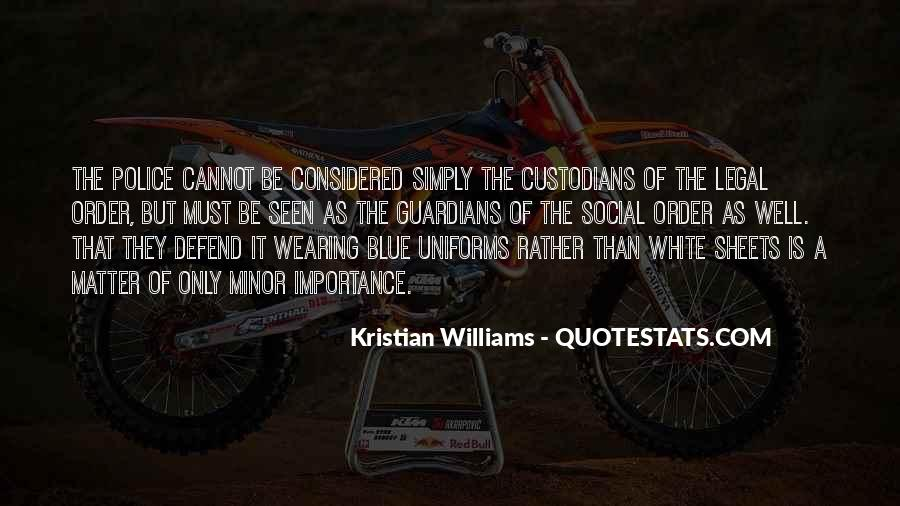 Quotes About Kristian #304660