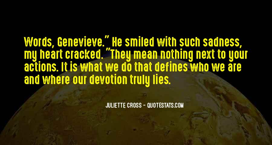 Cracked Heart Quotes #1222807
