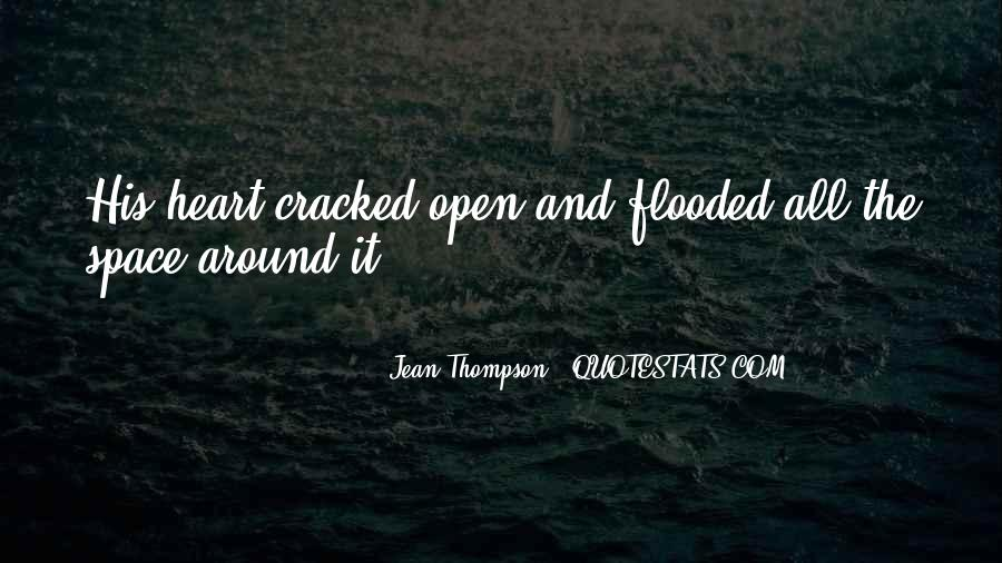 Cracked Heart Quotes #1479606