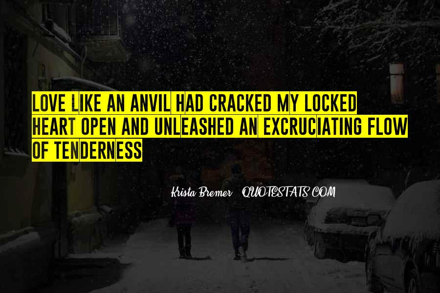 Cracked Heart Quotes #271221