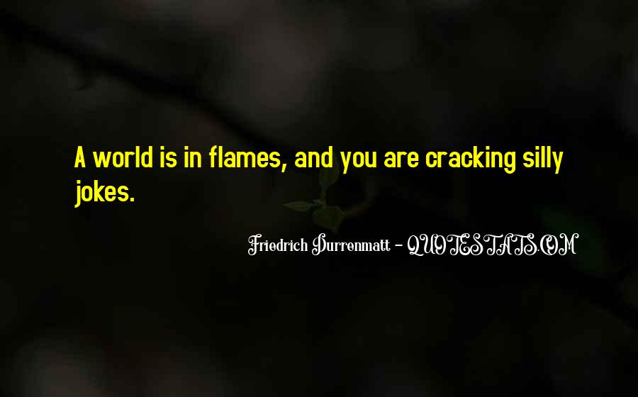 Cracking Jokes Quotes #1304196