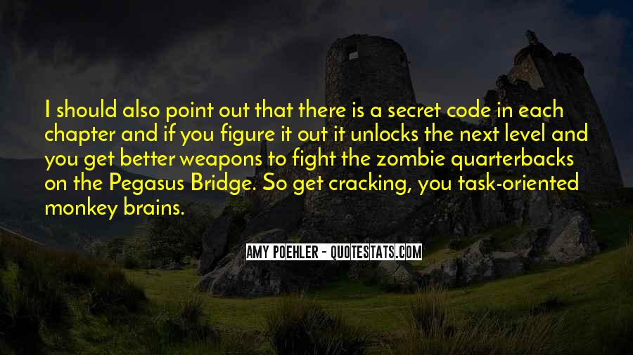 Cracking The Code Quotes #1002860