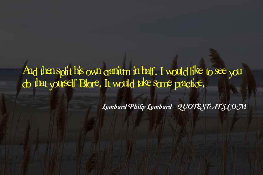 Cranium Quotes #11663