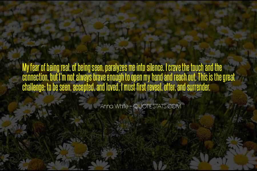 Crave Your Touch Quotes #439572