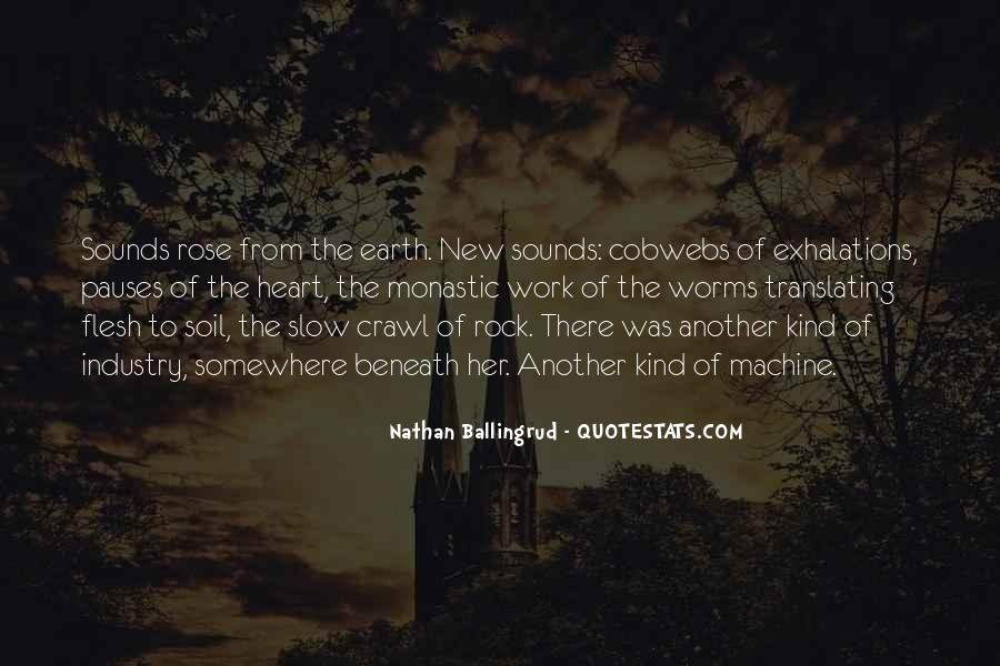 Crawl Out From Under A Rock Quotes #1390720