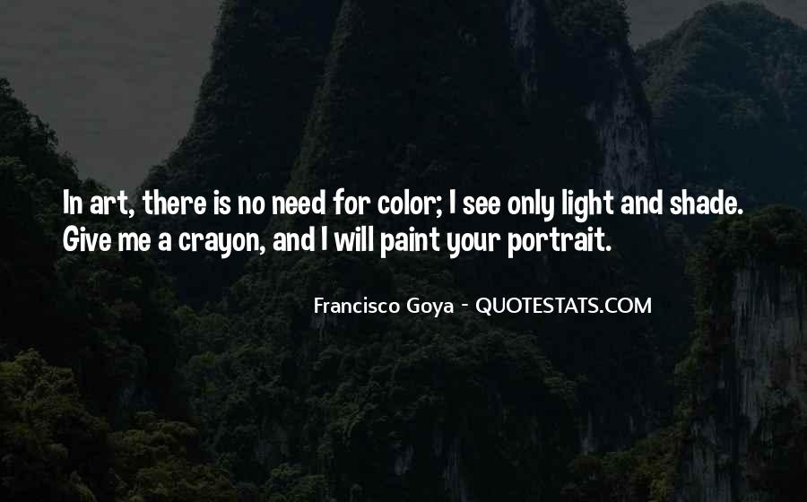 Crayon Art With Quotes #1349484