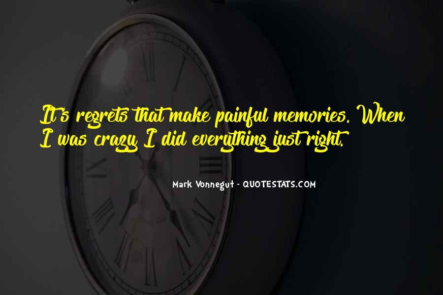 Crazy Make You Think Quotes #218385