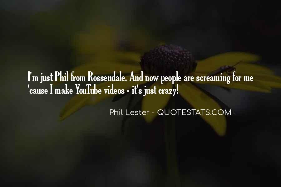 Crazy Make You Think Quotes #245044