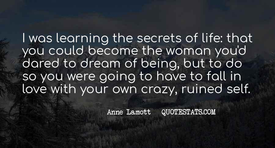 Crazy Woman In Love Quotes #912907