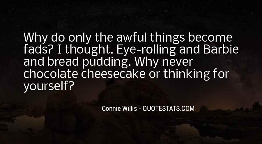 Cream Puff Quotes #1533244