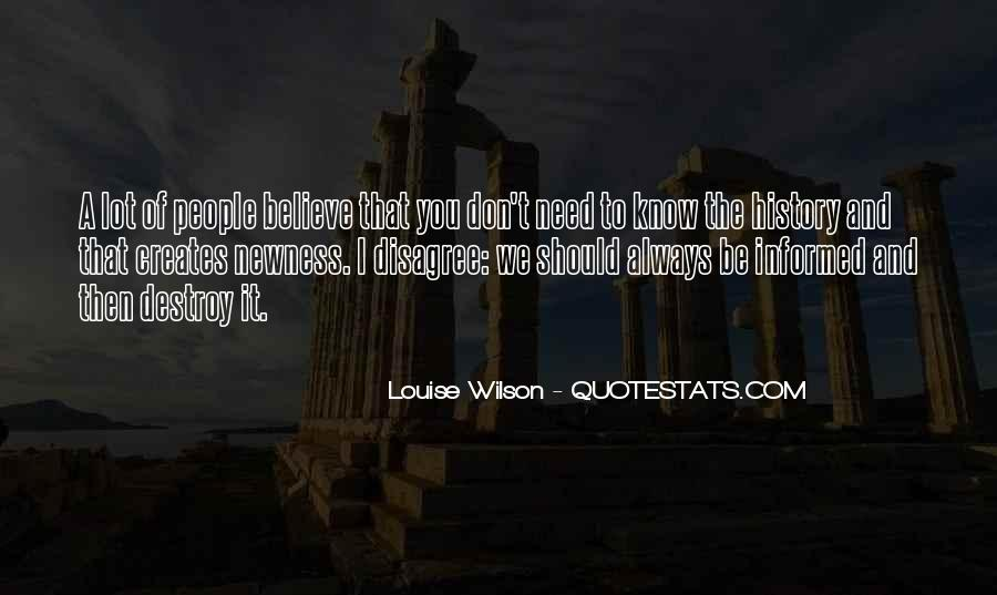 Creates History Quotes #299892