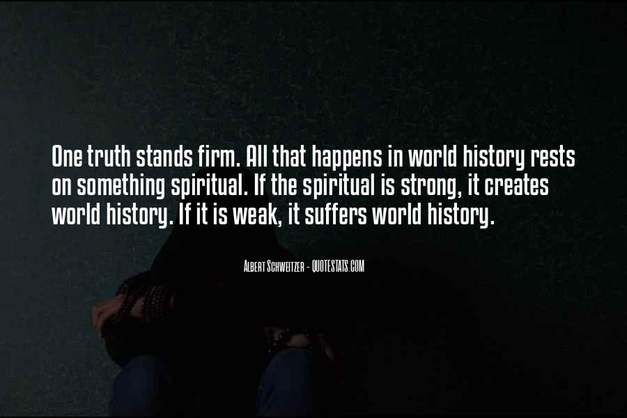 Creates History Quotes #72622