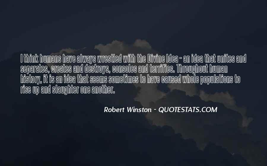 Creates History Quotes #922084