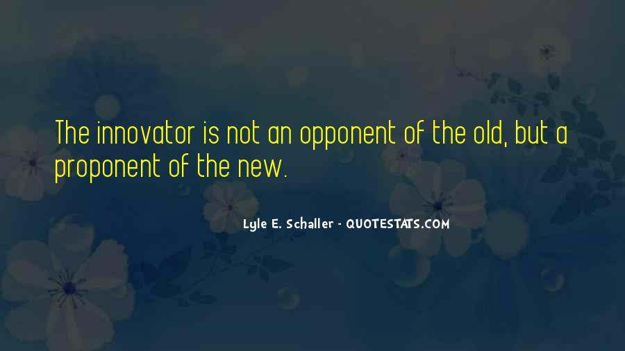 Creating Innovators Quotes #1104714