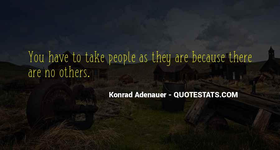 Quotes About Konrad #1351527
