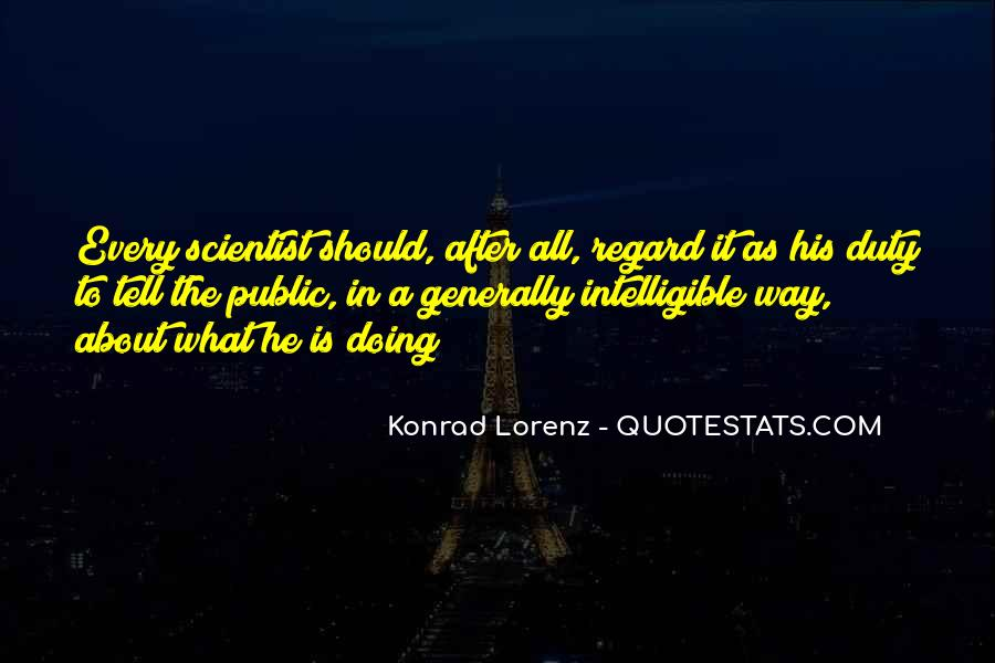 Quotes About Konrad #723489